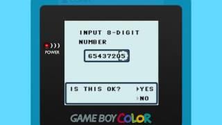 Yu-Gi-Oh Dark Duel Stories: Important Password