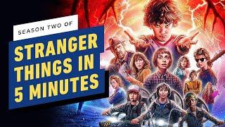 Stranger Things Season 2 In 5 Minutes Thumb