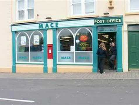 Shops in Armoy