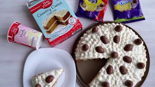 Betty Crocker Carrot Cake