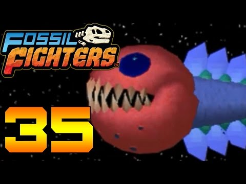 Fossil Fighters (DS) Part 35 (Guhnash)