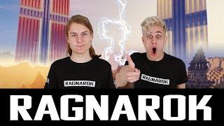 KNUSER VI FINLAND? FINALEN I RAGNAROK - LIVE (Minecraft esports)