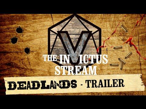 Deadlands RPG Trailer