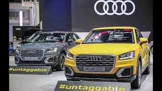 2018 THE ALL NEW AUDI Q2