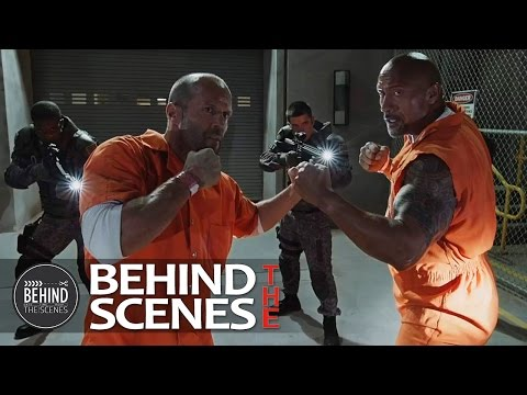 The Fate of the Furious (Behind The Scenes)