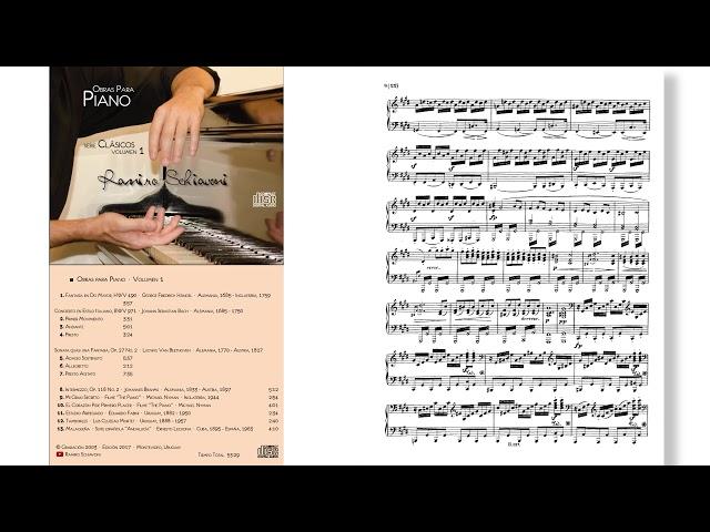 L. van Beethoven: Sonata Quasi Una Fantasia, Op. 27 No. 2 · Presto Agitato
