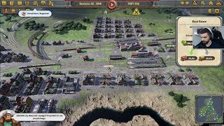 Railway Empire UK #21 - 100000 mieszkańców!