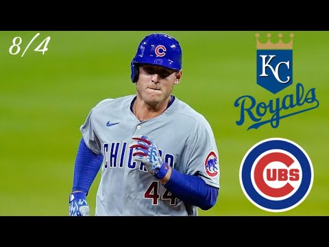 Cubs vs. Royals - Game Recap - August 6, 2020 - ESPN