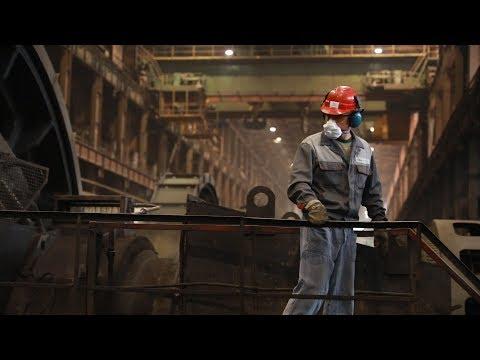 Профи: машинист мельниц обогатительной фабрики МГОКа Юрий Барьянов
