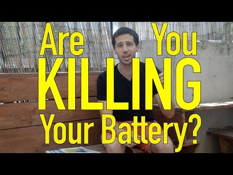 How To Double The Life Of Your Lithium Batteries