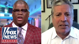 Charles Payne threatens to leave interview as Gasparino defends GameStop restrictions