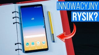 Co potrafi RYSIK Bluetooth  w Galaxy Note 9?