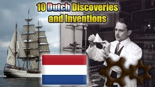 Famous Dutch Inventors List