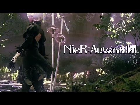 NieR Automata Demo - Never a Dull moment