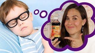 How Tart Cherry Juice Can Help Kids Sleep Better (adults Too!)
