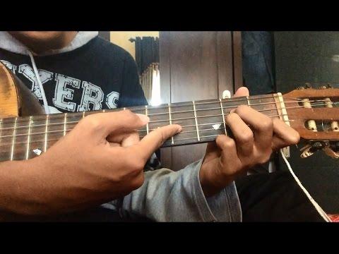 Tutorial Gitar Intro Faded-Alan Walker