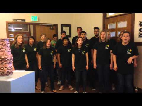 """""""Tuimbe"""" by Placer High School Chamber Choir"""