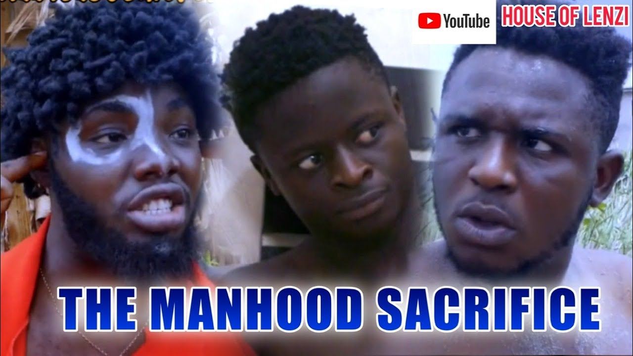 Download The Manhood sacrifice (House of Lenzi)