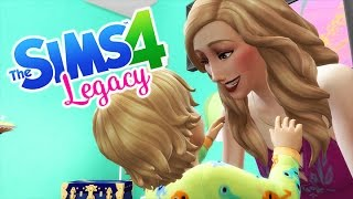 "WE'RE HAVING MORE TODDLERS?! Sims 4 City Living ""Legacy"" Ep.14"
