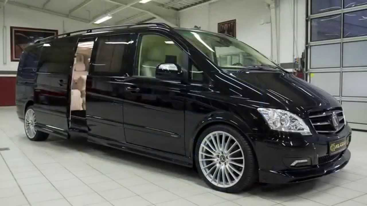 Mercedes Viano by Klassen - YouTube