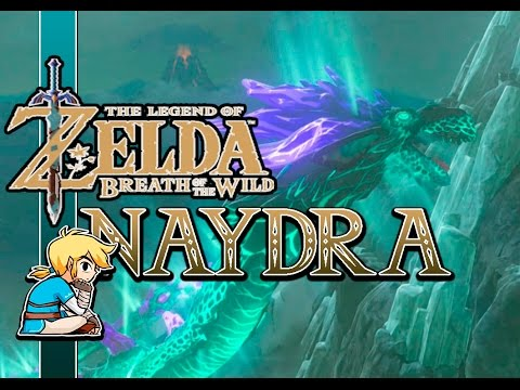 the spring of wisdom and naydra the legend of zelda breath of the wild youtube. Black Bedroom Furniture Sets. Home Design Ideas