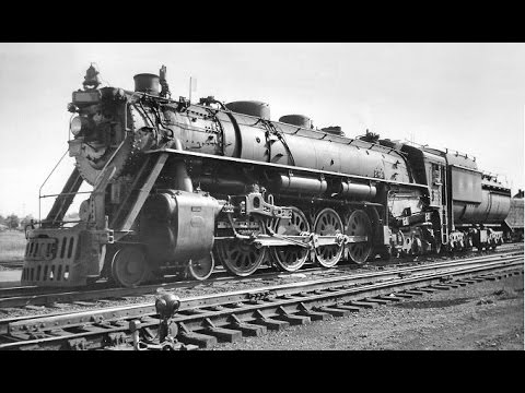 Make Trains Great Again - The History Of The Rail Transport (Railway Freight Yards Industry) - FULL