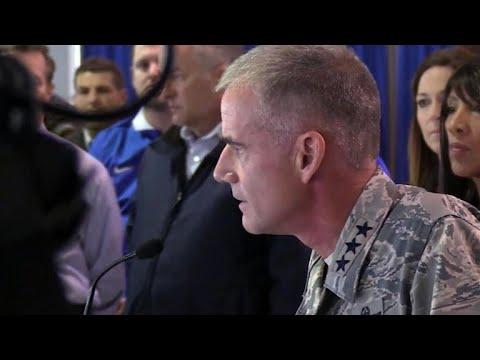 Air Force Lt. General