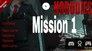 Nobodies Murder Cleaner Mission 1 Walkthrough