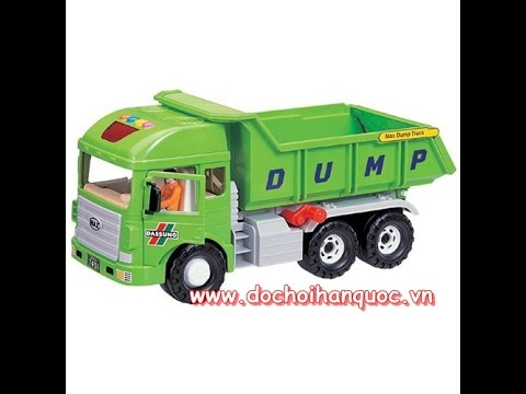 Xe tải ben Daesung Toys - http://dochoihanquoc.vn - 0462783521