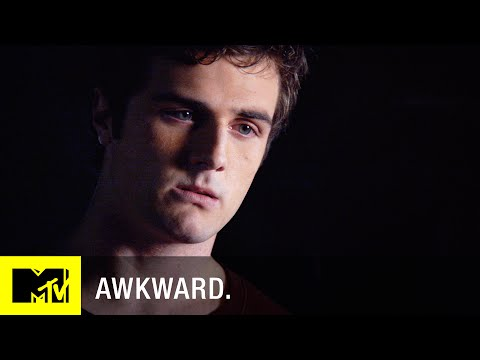 Awkward. (Season 5)   WTF Moment: Holding On And Letting On   MTV