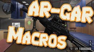 WARFACE Macro AR-GAR sense 25 Zoom 2 0