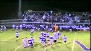 Jordan Schwartz MAHS 2010-11 Defensive Football Highlights