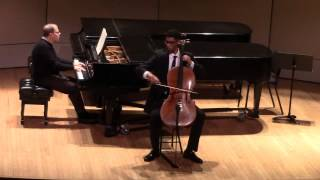 David Popper - Hungarian Rhapsody Op. 68 RSOL Concerto Competition