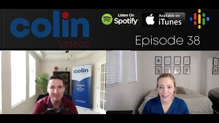 "Colin Videos 38 - The power of goal setting with ""Networth Nurse"" Savannah Arroyo"