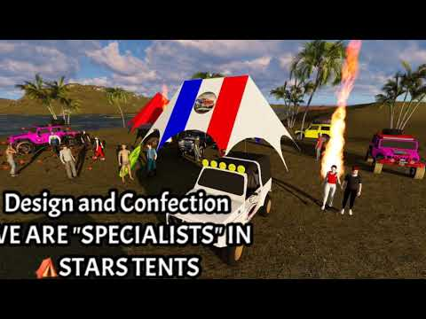 STAR TENT NEW JERSEY SIONGRAPHICS