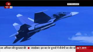 India has successfully tested the vertical steep dive version of the BrahMos missile