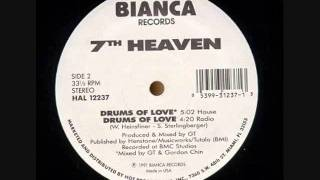 Drums Of Love - 7th Heaven