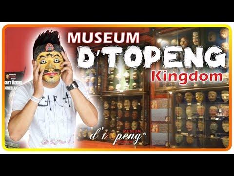 Museum D'Topeng Kingdom Batu - Malang Indonesia