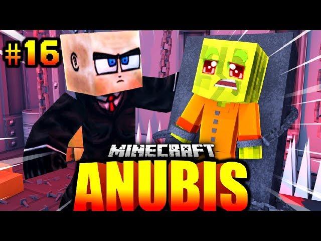 Das 3. EXPERIMENT VERÄNDERT ALLES?! - Minecraft ANUBIS #16 [Deutsch/HD]