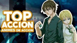 Los mejores animes de acción recomendados