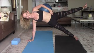 Yoga Pose:Side Plank (Vasisthasana)