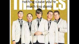 The Hives - Two-Timin Touch And Broken Bones Lyrics