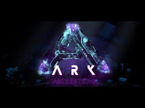 ERSTE ARK ABERRATION DEMO  (deutsche Untertietel) Gameplay zeigt Gleitanzug, Gefahrenanzug,Erdbeben