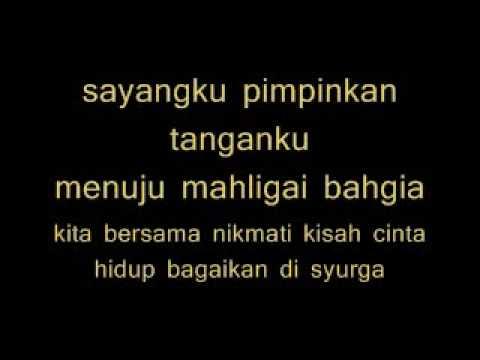 luahan hati with lirik