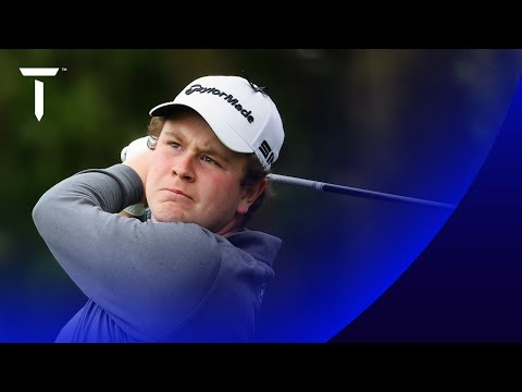 Robert MacIntyre starts with 5 birdies to co-lead | Round 2 Highlights 2021 Betfred British Masters
