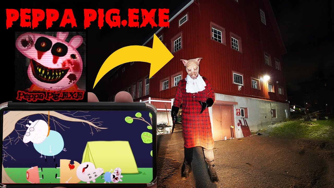 Download DONT WATCH PEPPA PIG.EXE VIDEO AT 3AM AT THE EXPERIMENTAL FARM OR PEPPA PIG.EXE WILL APPEAR [OMG]