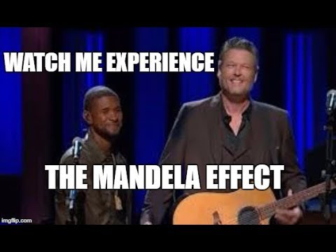 Blake Shelton Experiencing The Mandela Effect During The 2017 Hand In Hand Benefit Concert!