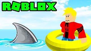Shark Attack Prank in Roblox..