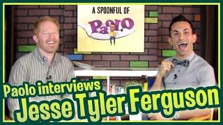 Jesse Tyler Ferguson on Modern Family & Marriage Equality