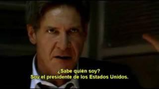 Air Force One (1997) Trailer Subtitulado